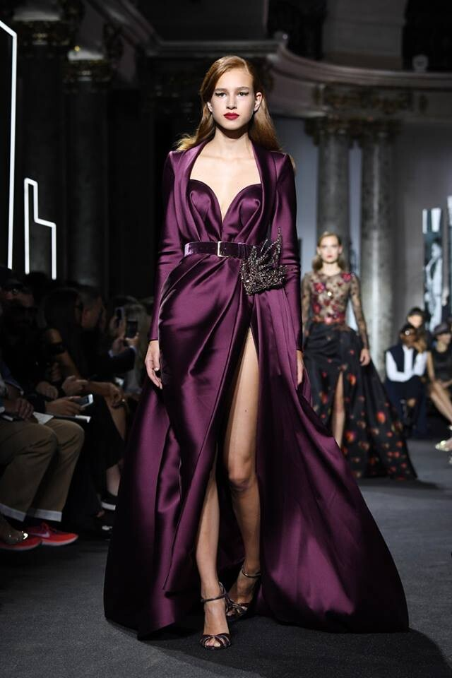 Обложка ARTNEWS.ONE Fashion: Elie Saab Fall 2016 at Haute Couture Week
