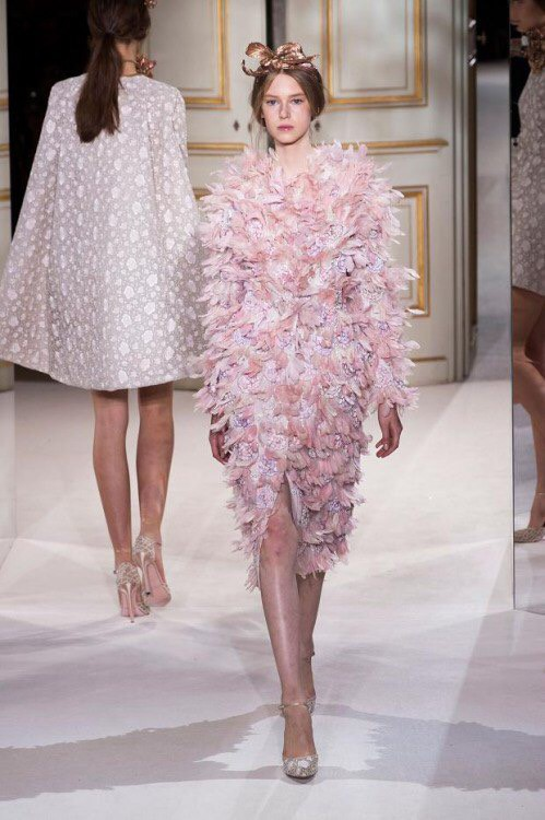Обложка ONE Fashion: Giambattista Valli Haute Couture